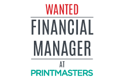 Financial Manager Wanted