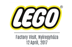 LEGO factory visit